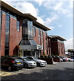 SJ8481 : Norcliffe House, Wilmslow by Jaggery