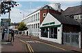 SJ8481 : Starbucks Coffee, Wilmslow by Jaggery