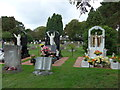 SU4510 : St Mary's Extra Cemetery Southampton (6) by Basher Eyre