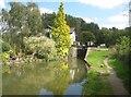 SP9114 : Grand Union Canal: Aylesbury Arm: Marsworth Lock No 4 by Nigel Cox