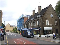 TQ3480 : Wapping Lane, Wapping by Chris Whippet