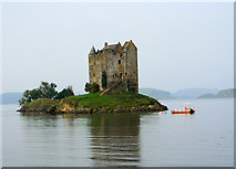 NM9247 : Castle Stalker by The Carlisle Kid