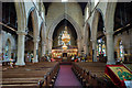 TQ8009 : Interior, St Mary Magdalene church, St Leonards on Sea by Julian P Guffogg