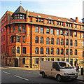 SK5739 : A Watson Fothergill lace warehouse by John Sutton