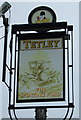 SJ4887 : Sign for the Sporting Ford pub by JThomas