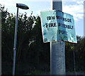 NS3075 : IBM fire assembly point by Thomas Nugent