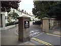 TQ3105 : Hanover Crescent, Brighton by Malc McDonald