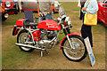 SK8770 : Royal Enfield 250cc racer by Richard Croft