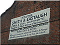 TM4290 : Old Sign by Keith Evans