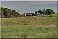 NY9582 : Lumps and Bumps of an Ancient Homestead by Mick Garratt