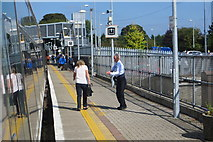 S1258 : Thurles station by Robert Ashby
