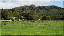 NY1700 : View Towards Green Crag, Eskdale by Peter Trimming