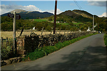 NY1700 : The Road to Boot, Eskdale by Peter Trimming