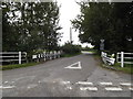 TM2987 : Denton Wash Bridge & Denton Low Road by Adrian Cable