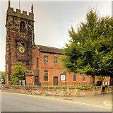 SJ7667 : Holmes Chapel, St Luke's Parish Church by David Dixon