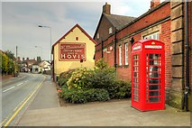 SJ7667 : Holmes Chapel by David Dixon