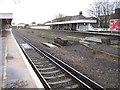 TQ2463 : Cheam railway station, Greater London by Nigel Thompson