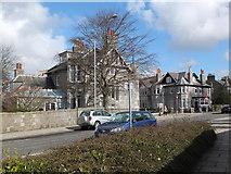 NJ9304 : Whinhill Road, Aberdeen by Bill Harrison