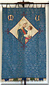 TG2532 : St Mary, Antingham - Mothers' Union banner by John Salmon
