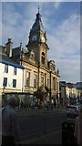 SD5192 : Kendal Town Hall by Steven Haslington