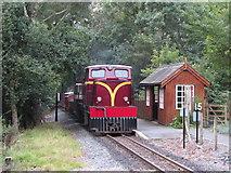 SH5946 : Nantmor Station by Gareth James