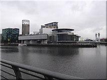 SJ8097 : The Lowry Centre, Salford Quays by Eirian Evans