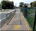 ST3091 : Bag it & bin it or face a £1000 fine in Malpas, Newport by Jaggery