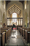 TG2834 : St Botolph, Trunch - East end by John Salmon