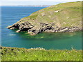 SM8518 : The Entrance to Nolton Haven by Tony Atkin