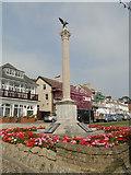 TM3034 : Felixstowe War Memorial by Adrian S Pye