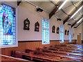 SJ7996 : St Antony's Church - Inside the Tin Tabernacle (8) by David Dixon