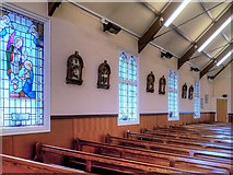 SJ7996 : St Antony's Church - Inside the Tin Tabernacle (8) by David Dixon