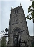 SK5319 : An early morning visit to Loughborough Parish Church (1) by Basher Eyre