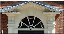 SK3436 : Detail of 44 Friar Gate, Derby by Stephen Richards
