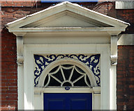 SK3436 : Detail of 28 Friar Gate, Derby by Stephen Richards
