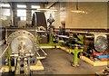 SD7922 : Engine Room, Grane Mill by David Dixon