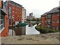 SJ8498 : Paradise Wharf by Gerald England