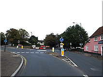 TM1179 : A1066 Stanley Road, Diss by Adrian Cable