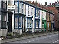 NZ5132 : Hartlepool - terrace on Scarborough Street by Dave Bevis