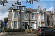 NJ9304 : Granite villas, Polmuir Road, Aberdeen by Bill Harrison