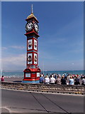SY6879 : Jubilee Memorial Clock Tower, Weymouth by Jaggery