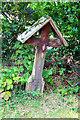 TQ5493 : St Thomas, Church Lane, Noak Hill, Havering - Grave by John Salmon
