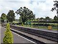 TQ4517 : Isfield Station Platform by PAUL FARMER