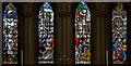 SK7053 : East window, Southwell Minster by J.Hannan-Briggs