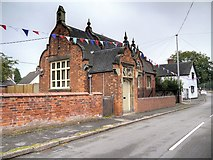 SK3528 : Barrow Upon Trent, The Old School House by David Dixon