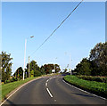 TL5787 : A1101 Mildenhall Road, Littleport by Adrian Cable