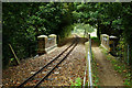 TG2919 : Bure Valley Railway by Peter Trimming