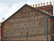 SK3436 : Ghost sign, King Street, Derby by Stephen Richards