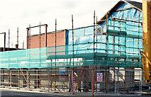 "J3473 : The ""Ivy Bar"" redevelopment site, Belfast (September 2014) by Albert Bridge"
