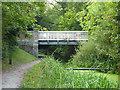 SP8609 : Bridge 10, Wendover Arm by Robin Webster